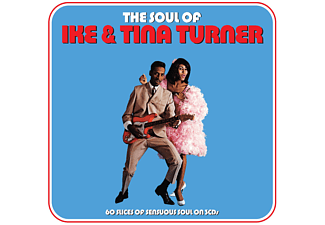 Ike & Tina Turner - The Soul Of Ike & Tina Turner (CD)