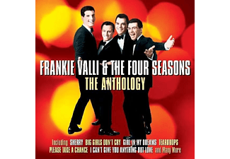 Frankie & 4 Season Valli - Anthology 56-62 (CD)