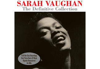 Sarah Vaughan - Definitve Collection (CD)