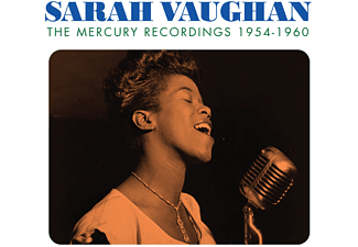 Sarah Vaughan - Mercury Recordings (CD)