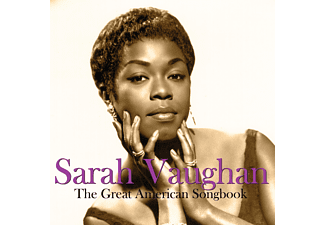 Sarah Vaughan - The Great American Songbook (CD)
