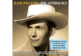 Hank Williams - The Anthology (CD)