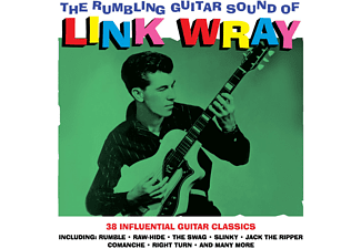 Link Wray - The Rumbling Guitar Sound Of (CD)