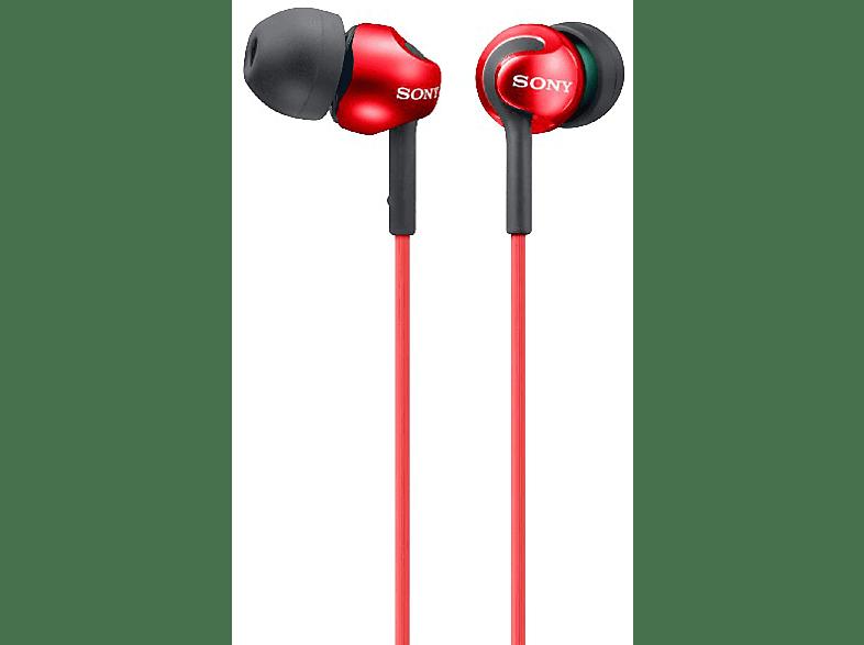 SONY MDR-EX110LP Red τηλεόραση   ψυχαγωγία ακουστικά ακουστικά in ear εικόνα   ήχος   offline αξεσουά