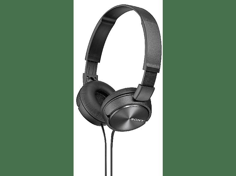 SONY MDR-ZX310 Black αξεσουάρ ακουστικά ακουστικά headphones εικόνα   ήχος   offline αξεσουάρ εικόνας