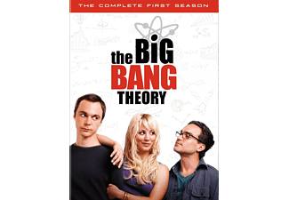 Big Bang Theory S1 Komedi DVD