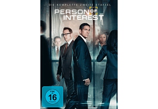 Person of Interest - Die komplette zweite Staffel [DVD]