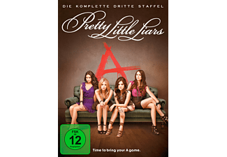 Pretty Little Liars - Die komplette 3. Staffel [DVD]