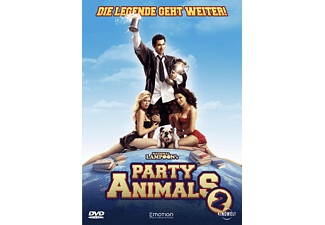 Party Animals 2 - (DVD)