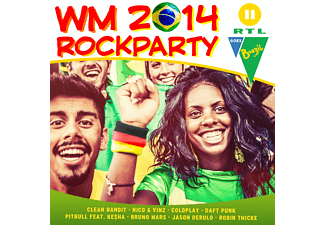 Various - WM Rockparty 2014 [CD]