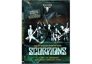 The Scorpions - Live At Wacken Open Air 2006 (DVD)