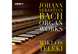 Teleki Miklós - Organ Works (CD)