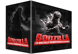 Godzilla HD Collection | Blu-ray