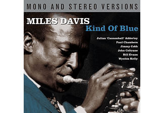 Miles Davis - Kind Of Blue - Mono & Stereo Versions (CD)