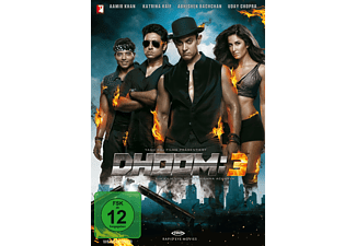 Dhoom 3 [DVD]