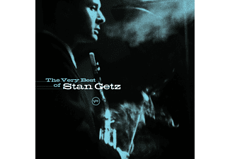 Stan Getz - The Very Best Of Stan Getz [CD]