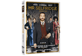 Mr Selfridge S2 Drama DVD
