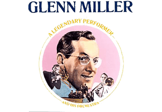 JET PLAK Legendary Gold Glenn Miller CD