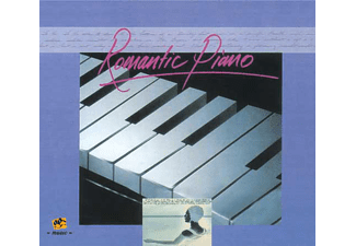 JET PLAK Romantik Piano CD