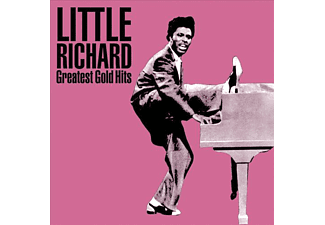 JET PLAK Legendary Gold Little Richard CD