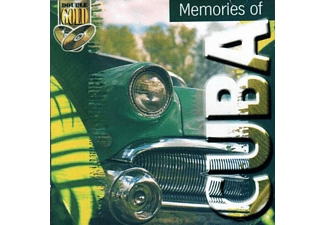 JET PLAK Double Gold - Memories Of Cuba 2 CD