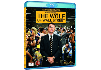 The Wolf of Wall Street Drama Blu-ray