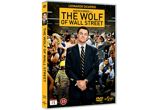 The Wolf of Wall Street Drama DVD