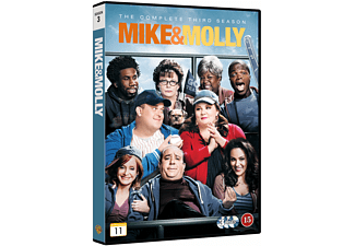 Mike & Molly S3 Komedi DVD