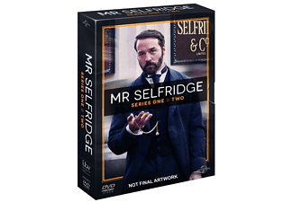 Mr Selfridge S1-2 Drama DVD