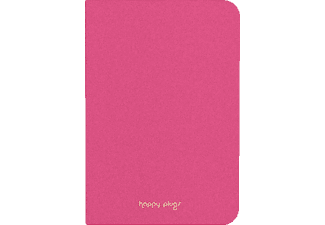 HAPPY PLUGS Ipad Mini Retina Book Case - Rosa