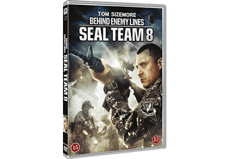 Behind Enemy Lines: Seal Team Eight Action DVD
