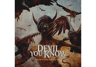 Devil You Know - The Beauty Of Destruction (Digipak) (CD)