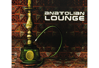 ESEN Anatolian Lounge CD