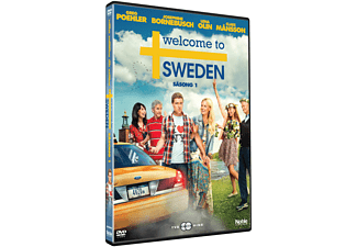 Welcome to Sweden Komedi DVD