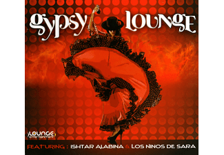 JET PLAK Gypsy Lounge CD