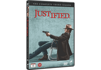 Justified  S3 DVD