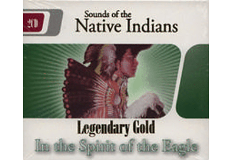 JET PLAK LG Sounds Of The Native Indians CD