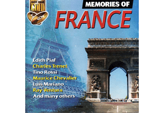 JET PLAK Meroies of France 2 CD