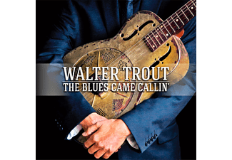 Walter Trout - The Blues Came Callin' [CD]