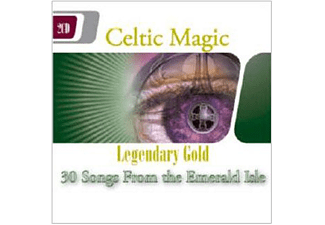 JET PLAK Legendary Gold Celtic Magic CD