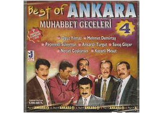 JET PLAK Best of Ankara 4 CD