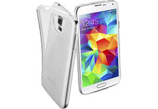 CELLULAR LINE 35829 Backcover Samsung Galaxy S5 Thermoplastisches Polyurethan Transparent