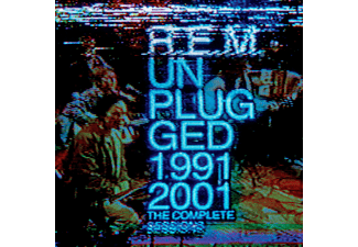 R.E.M. - Unplugged 1991/2001:The Complete Sessions [CD]