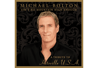 Michael Bolton - Ain't No Mountain High Enough (CD)