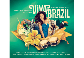 Various - VIVA Brazil-Summer Party Hits [CD]