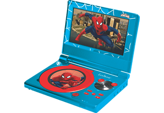 lexibook dvdp5sp tragbarer dvd player spider man dvd. Black Bedroom Furniture Sets. Home Design Ideas
