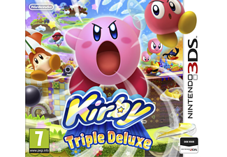 3DS Kirby: Triple Deluxe