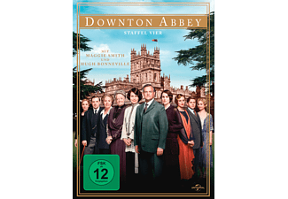 Downton Abbey - Staffel 4 [DVD]