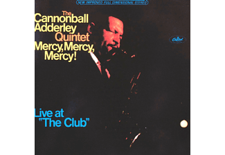 Adderley, Julian Cannonball Mercy, Mercy, Mercy Jazz/Blues CD