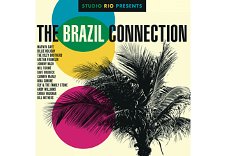 Studio Rio, Various - Studio Rio Presents: The Brazil Connection [CD]